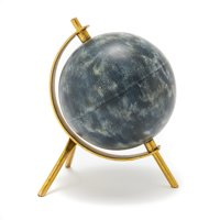 Modrn Neo Luxury Decorative World Globe