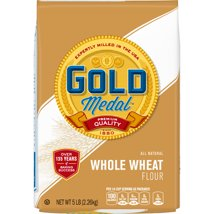 Flours & Meals: Gold Medal Whole Wheat Flour