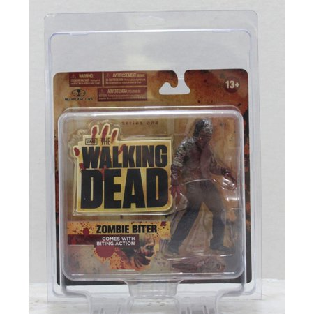 Walking Dead Series 1 & 2 Protective Figure Case