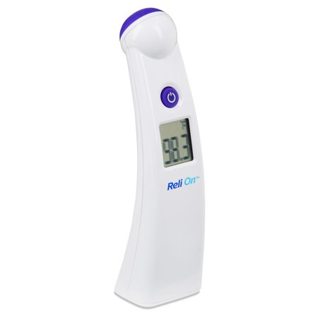 Relion Temple Touch Thermometer Walmart