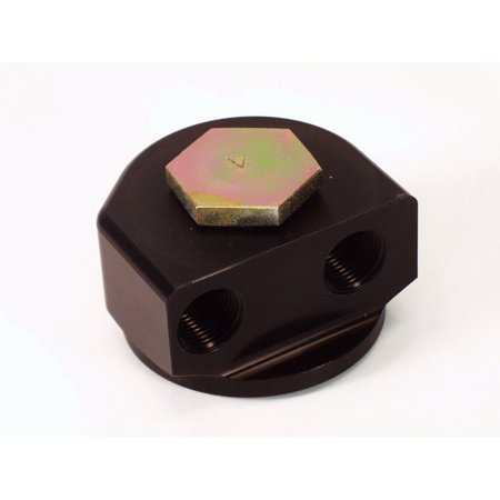 Canton Racing Products 22-593 90 Deg. Rotating Remote Oil Filter Adapter