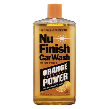 Nu Finish Car Wash