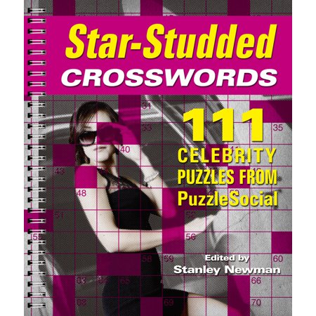 Star-Studded Crosswords : 111 Celebrity Puzzles from - Celebrity Stars