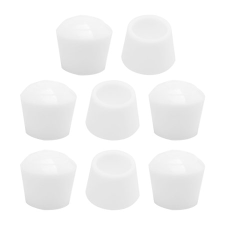 "Rubber Leg Cap Tip Cup Feet Cover 30mm 1 1/8"" Inner Dia 8pcs for Furniture - image 7 de 7"