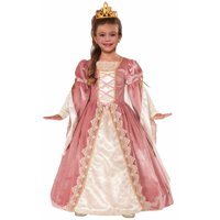 Victorian Rose Child Halloween Costume