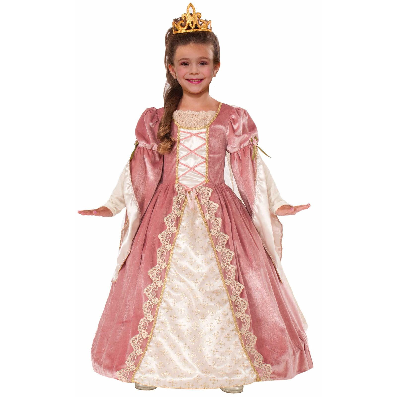 Victorian Rose Costume