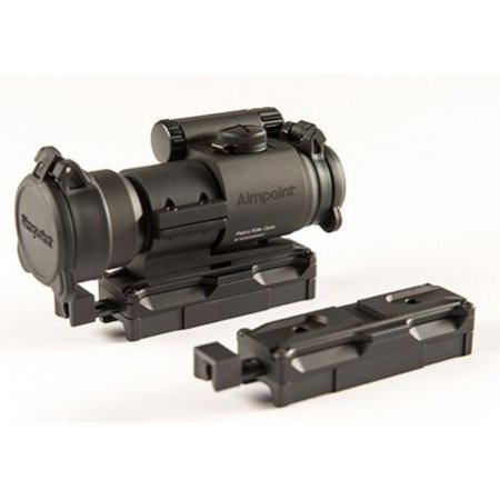 Kinetic Development Group  Llc Sidelok  Fits Picatinny  Compatible W Aimpoint Models Patrol Rifle Optic  Pro   C3  And C