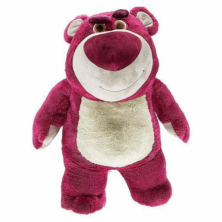 Disney Parks Lotso Bear Strawberry Scented Jumbo Plush New with Tags (Lotso Bear Toy Story 3)