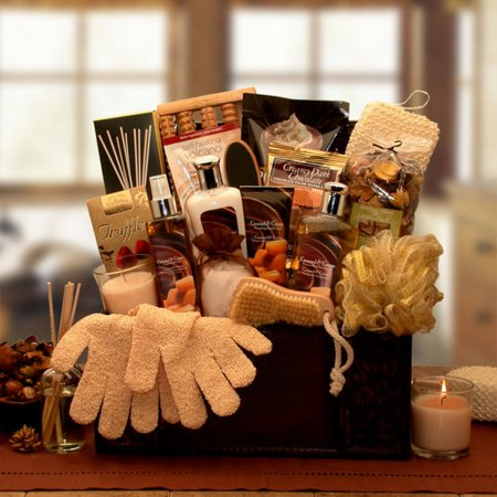 Caramel Spa Treasures Gift (Treasure Gift)