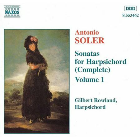 (Complete Sonatas for Harpsichord 1)