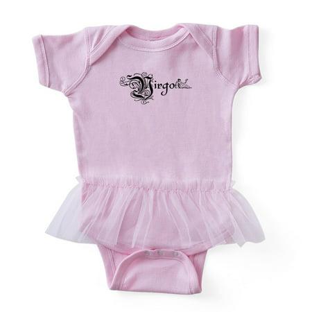 CafePress - Gothic Zodiac Virgo - Cute Infant Baby Tutu Bodysuit - Baby Gothic