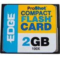 2Gb Edge Proshot 100X Cf Memory Card