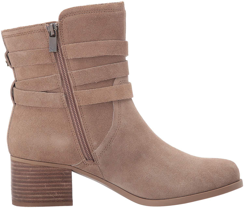 4e330482281 Koolaburra Womens Kenz Suede Round Toe Ankle Fashion Boots