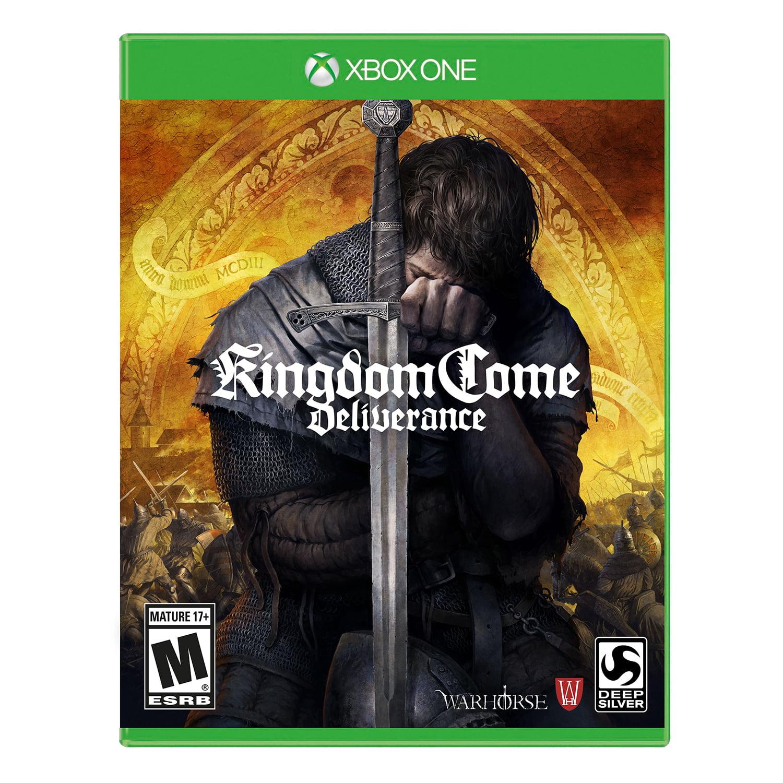 Kingdom Come: Deliverance, Square Enix, Xbox One, 816819013946 by Warhorse Games
