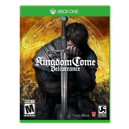 Heroes Of The Kingdom Coupon (Kingdom Come: Deliverance, Square Enix, Xbox One,)