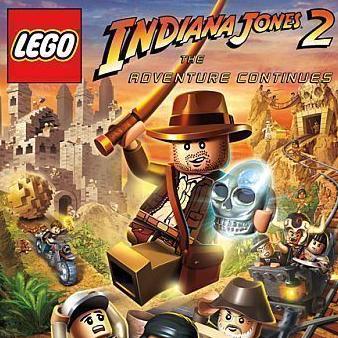 Lego Indiana Jones 2: The Adventure Continues - Nintendo Ds (Refurbished) CO Cartridge