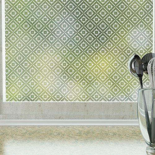 Stick Pretty Jane Privacy Window Film