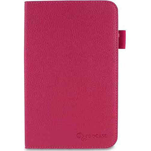 rooCASE Dual-View Vegan Leather Folio Case with Stylus for Samsung Galaxy Tab 3 7.0