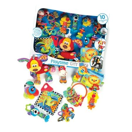Playgro Playtime 10 Piece Gift Pack