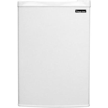 Magic Chef 3.0 cu ft Compact Upright Freezer, White