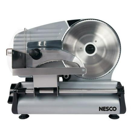 "Nesco 180-Watt Food Slicer with 8.7"" Blade, FS-250"