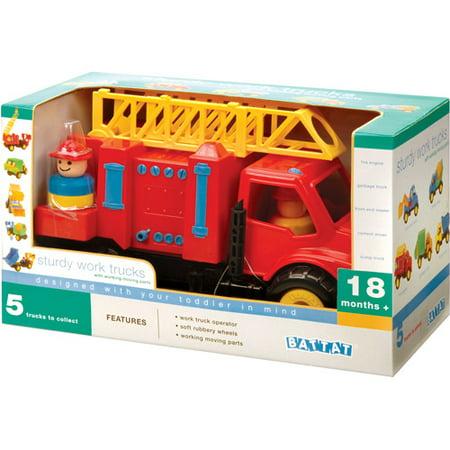 Battat Fire Engine Play Set