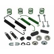 Drum Brake Hardware Kit Rear Carlson H7351