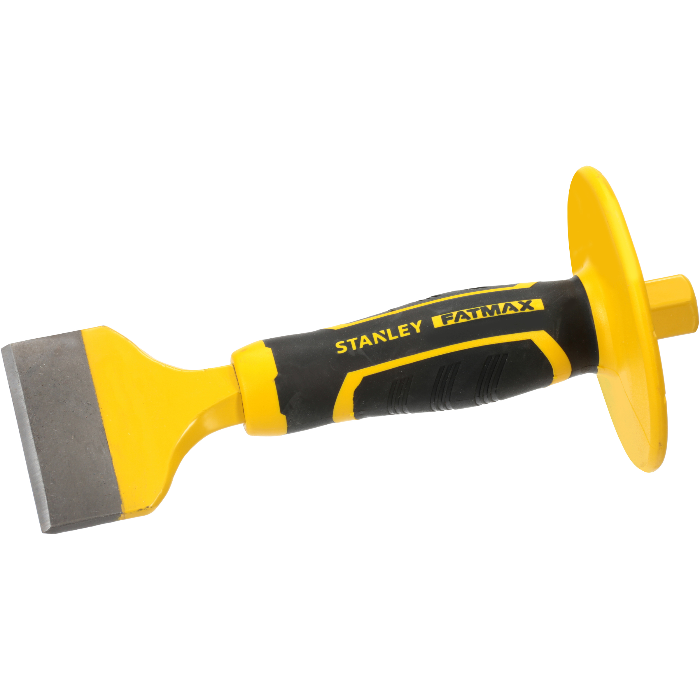 "Stanley Fatmax 2�"" Mason's Chisel with Guard by Stanley Tools"