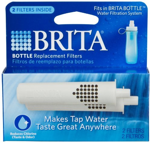 Brita 35561 Waf Brita 35561 2 Pk Bottle Filters