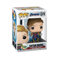 Funko POP! Marvel: Endgame - Captain Marvel w/ New Hair
