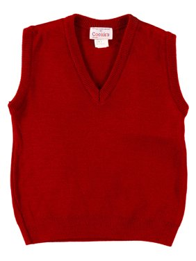 Cookie's Brand Boys' V-Neck Sweater Vest