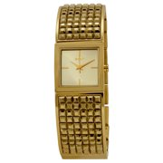 Women's Bryant NY2231 Gold Stainless-Steel Quartz Watch