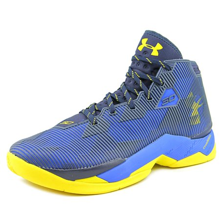 size 40 18aa8 3d8aa Under Armour Curry 2.5 Round Toe Synthetic Basketball Shoe