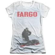 Fargo Poster Juniors Sublimation Shirt