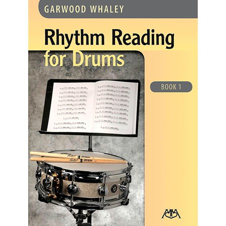 Meredith Music Rhythm Reading For Drums - Book 1 Bass Drum Music Book