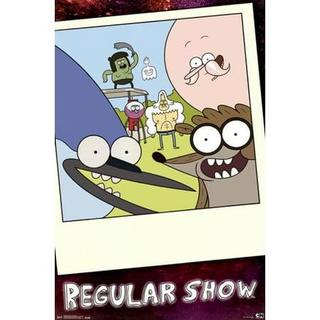 Regular Show - Snapshot Poster Print ()