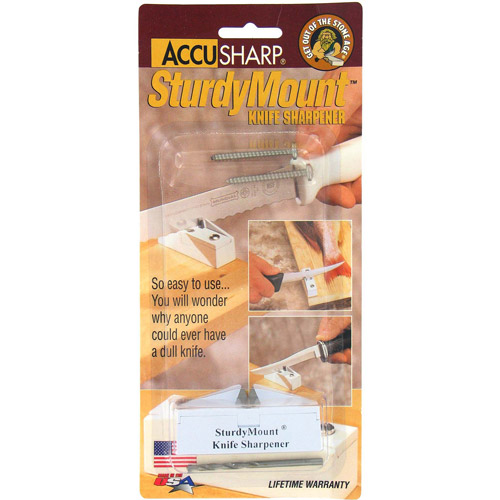Fortune Products 004 Accusharp SturdyMount Knife Sharpener by Fortune Products