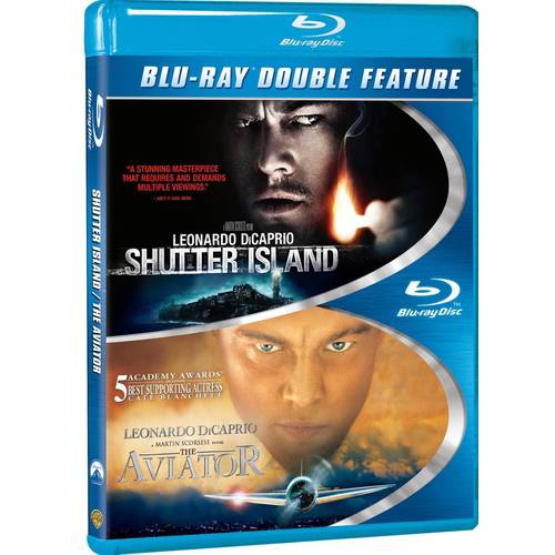 Shutter Island / The Aviator (Blu-ray)
