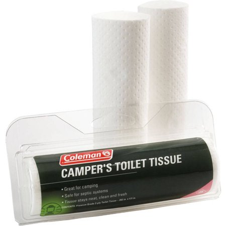 Coleman Biodegradable Toilet Paper 3 Pack