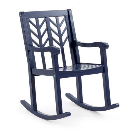 finest selection db79e b6621 Belham Living Dagwood Chevron Rocking Chair