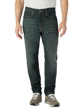 Signature by Levi Strauss & Co. Men's and Big Men's Athletic Fit Jeans