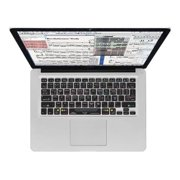 Dr. Bott Sibelius Keyboard Cover for MacBook