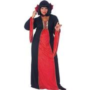 Gothic Vampiress Plus Size Adult Halloween Costume