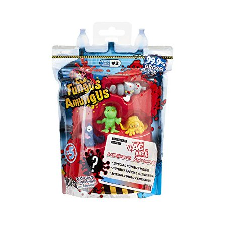Fungus Fighter Compound - Fungus Amungus Batch #2 Five Pack (colors and styles will vary)