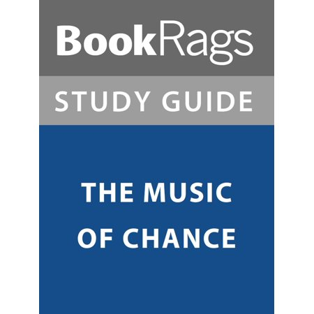 Summary & Study Guide: The Music of Chance - eBook Cd Rom Study Guide
