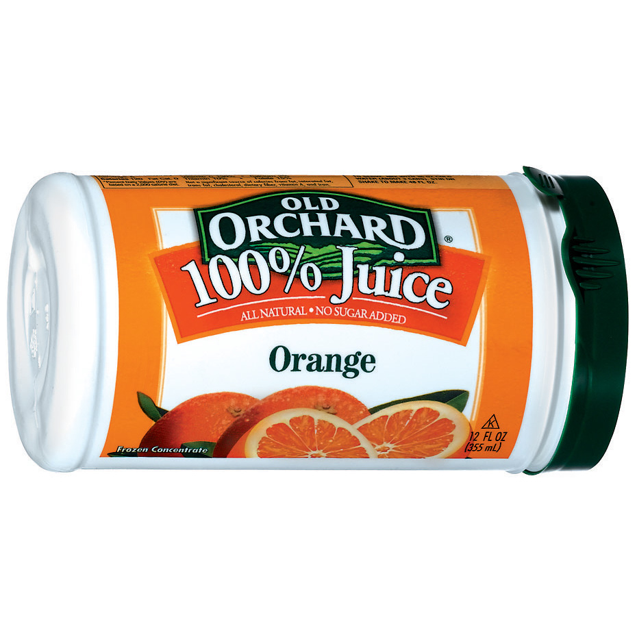 Old Orchard® 100% Juice Orange Juice Concentrate 12 fl. oz. Cylinder