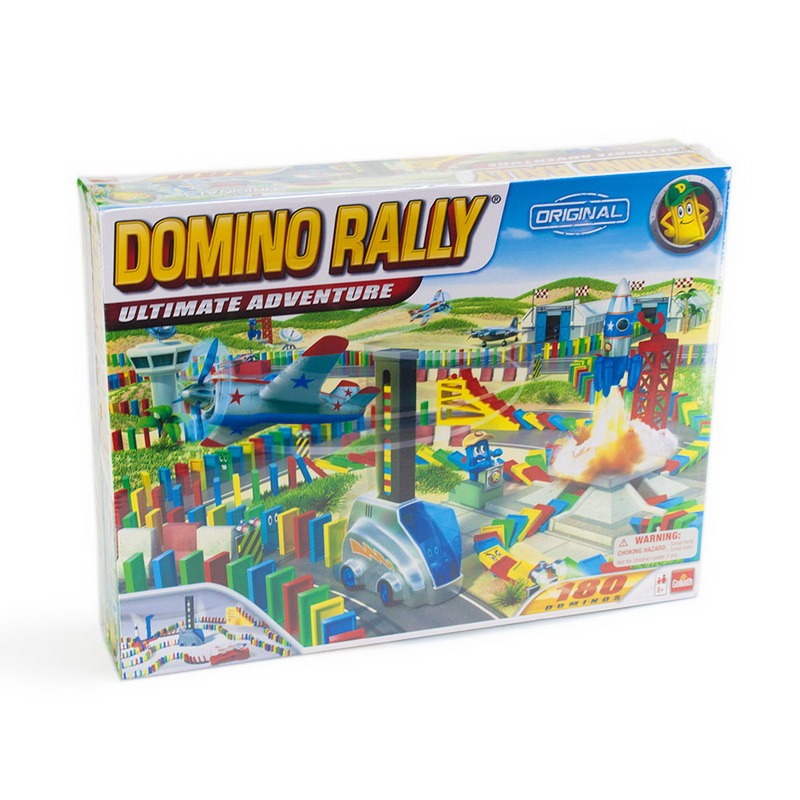 Brybelly Domino Rally Ultimate Adventure Set
