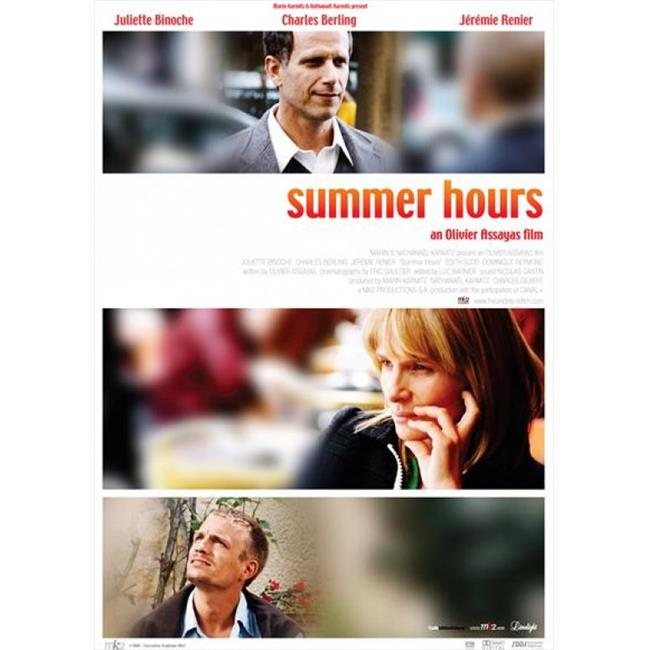 Posterazzi MOVAI5823 Summer Hours Movie Poster - 27 x 40 in. - image 1 de 1