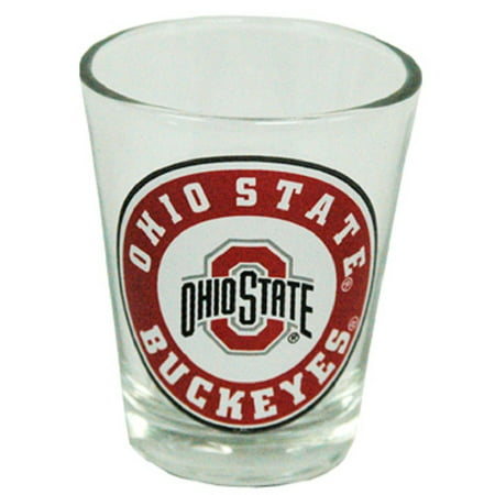 Ohio State Stained Glass (Ohio State Buckeyes Logo Shot)