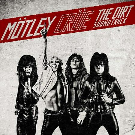 Motley Crue - Dirt - Original Soundtrack - Vinyl (The Best Of Motley Crue)